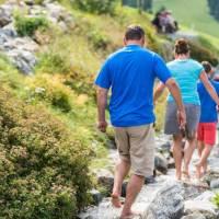 Zehn neue Panoramawege auf der Hohen Salve/Wilder Kaiser