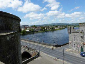 King John´s Castle in Limerick ©Detlef Düring