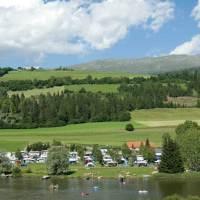Der Campingplatz als Wanderbasislager