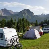 Campingplätze in Montenegro für aktive Naturliebhaber