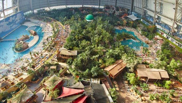 Tropical Islands – Preiswerter können die Tropen nicht sein