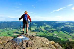 Wanderdoerfer Weitwandern ©Niederösterreich Werbung Robert Herbst