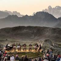 Sounds of the Dolomites: Open-Air-Konzerte lassen die Trentiner Bergwelt erklingen