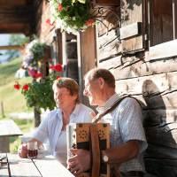 Aus dem Leben einer Salzburger Almbäuerin