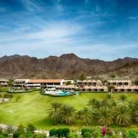 Frischer Look für das Hatta Fort Hotel am Rande des Hajar Gebirges