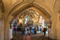 Auf einer Tour durch Böhmen begegnet man dem Barock auf Schritt und Tritt