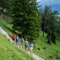 Naturerlebnisse in den Bergen