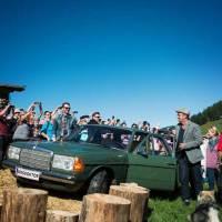 Etwa 3.500 Fans beim 1. Bergdoktor-Bergfest am Wilden Kaiser