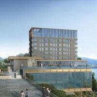 Mit dem Bürgenstock Resort ist eine Hotellegende zurück