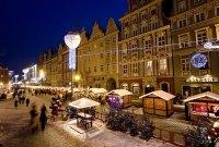 Viele polnische Städte locken mit Weihnachtsmärkten