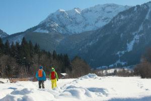 Grosse Talwanderung bei Pfronten ©G. Eisenschink