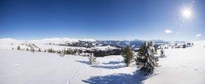 Panorama Villanderer Alm ©TVB Klausen