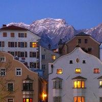 Funkelnder Winterzauber in den Tiroler Bergen