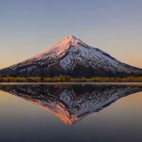 Ein Vulkan erwacht zum Leben