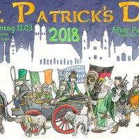 München feiert Irlands Nationalfeiertag