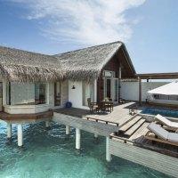 Das erste Fairmont Resort auf den Malediven mit dem ersten Unterwasser Skulpturenmuseum