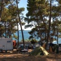 Camping-Urlaub in Funtana: Me(e)r Freiheit geht nicht