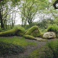 """Die Gärten an """"England's Coast"""""""