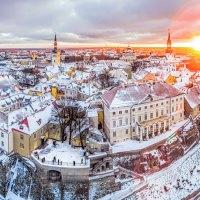 Der Nordische Winter in Estland lockt mit coolen Hotspots