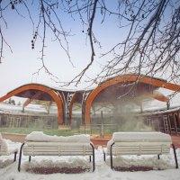 Dem Winter im ungarischen Thermenland ein Schnippchen schlagen