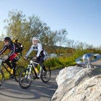 Zeitreisen per Fahrrad: Erlebnistouren in die römische Vergangenheit