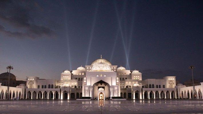 Qasr Al Watan – Präsidentenpalast in Abu Dhabi für die Öffentlichkeit zugänglich