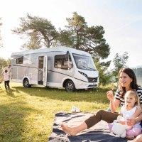 Zehn Vorteile einer Familienreise mit dem Wohnmobil