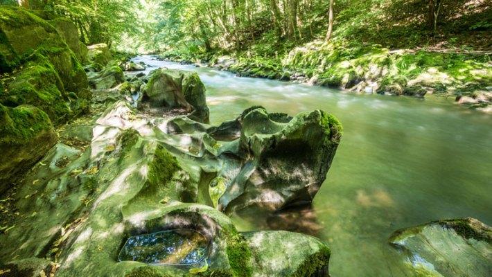 Die neue Sommerfrische im Schwarzatal im Thüringer Wald