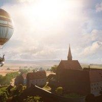 Wie im Traum: Fliegen durch Zeit und Raum in München