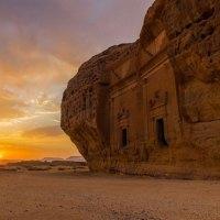 AlUla in Saudi-Arabien – ein Fenster in die Vergangenheit