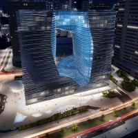 Das neue ME Dubai, ein spektakulärer Eyecatcher in Dubai´s Skyline