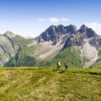 Start in die Wandersaison in Oberstdorf