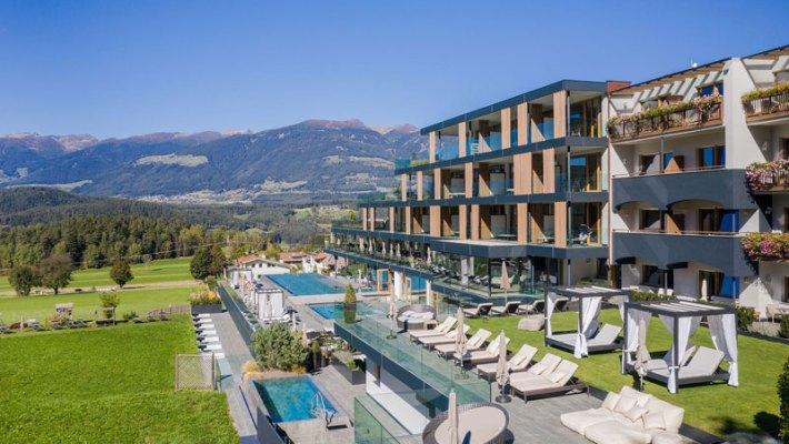Luxuriöse Auszeit in Südtirol hoch Vier