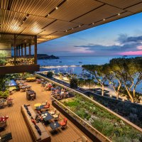 Grand Park Hotel Rovinj erhält Auszeichnung für außergewöhnliches Design