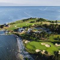 Kronholmens Golfplatz auf Gotland bester Golfplatz Schwedens
