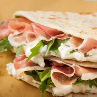 Fast Food all'italiana – Die Piadina