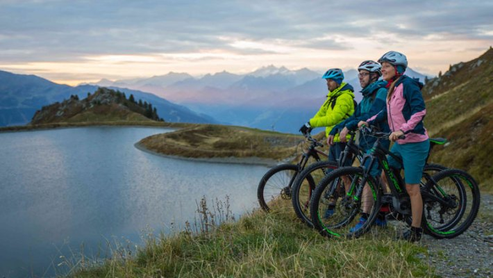 I want to ride my bicycle – im Zillertal