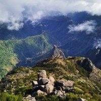Goldener Herbst auf Madeira