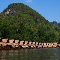Unentdeckte nachhaltige Paradiese: Kanchanaburi in Thailand