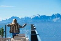 Ein alpines Hideaway mit Panoramablick auf der Gerlitzen