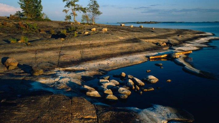 Saimaa Geopark im finnischen Seengebiet wird UNESCO Global Geopark