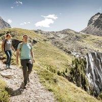 Alpine Distancing in Nauders, im Tiroler Oberland und im Kaunertal