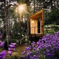 Glamping-Urlaub in Slowenien