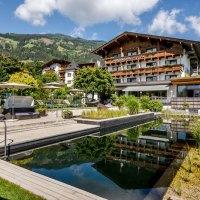 Gartenhotel Crystal: Mehr als ein Garten nur zum Relaxen