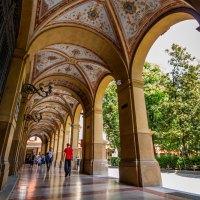 Neues UNESCO Weltkulturerbe – Die Säulengänge Bolognas