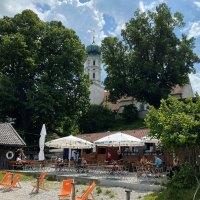Beachlife auf Bayrisch