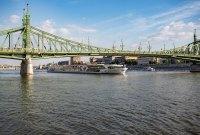 Zusätzliches 5-Sterne-Schiff für nicko cruises auf der Donau im Einsatz