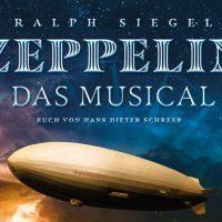 Welturaufführung des Zeppelin-Musicals von Ralph Siegel in Füssen im Allgäu