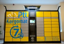 PTT kargoyu otomatik hale getiriyor