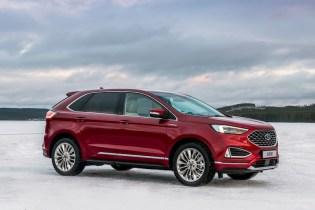 Ford SUV ailesine sınırlara getirdi: Ford Edge